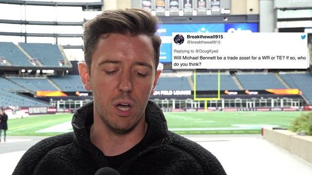 Patriots Mailbag: Should Bill Belichick Trade Michael Bennett?