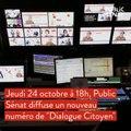 """Numéro Inédit de """"Dialogue Citoyen"""" le 24 octobre à 18h"""