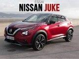 Essai Nissan Juke DIG-T 117 DCT7 N-Design
