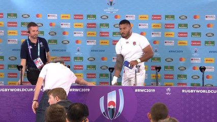 Tuilagi on Australia challenge in Rugby World Cup 2019 quarter-final