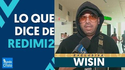 Hijos de Wisin asisten a concierto de Redimi2, esto dijo al respecto ¦ La Resistencia en RD