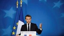 Macron: Türkiye'nin Suriye harekatı 'çılgınlık'; IŞİD canlanırsa bunun sorumlusu Türkiye olur