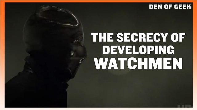 Watchmen - Tim Blake Nelson and Jean Smart Interview