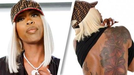 Kash Doll Breaks Down Her Tattoos