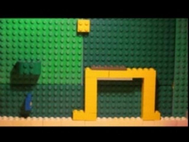 animation lego mario et luigi