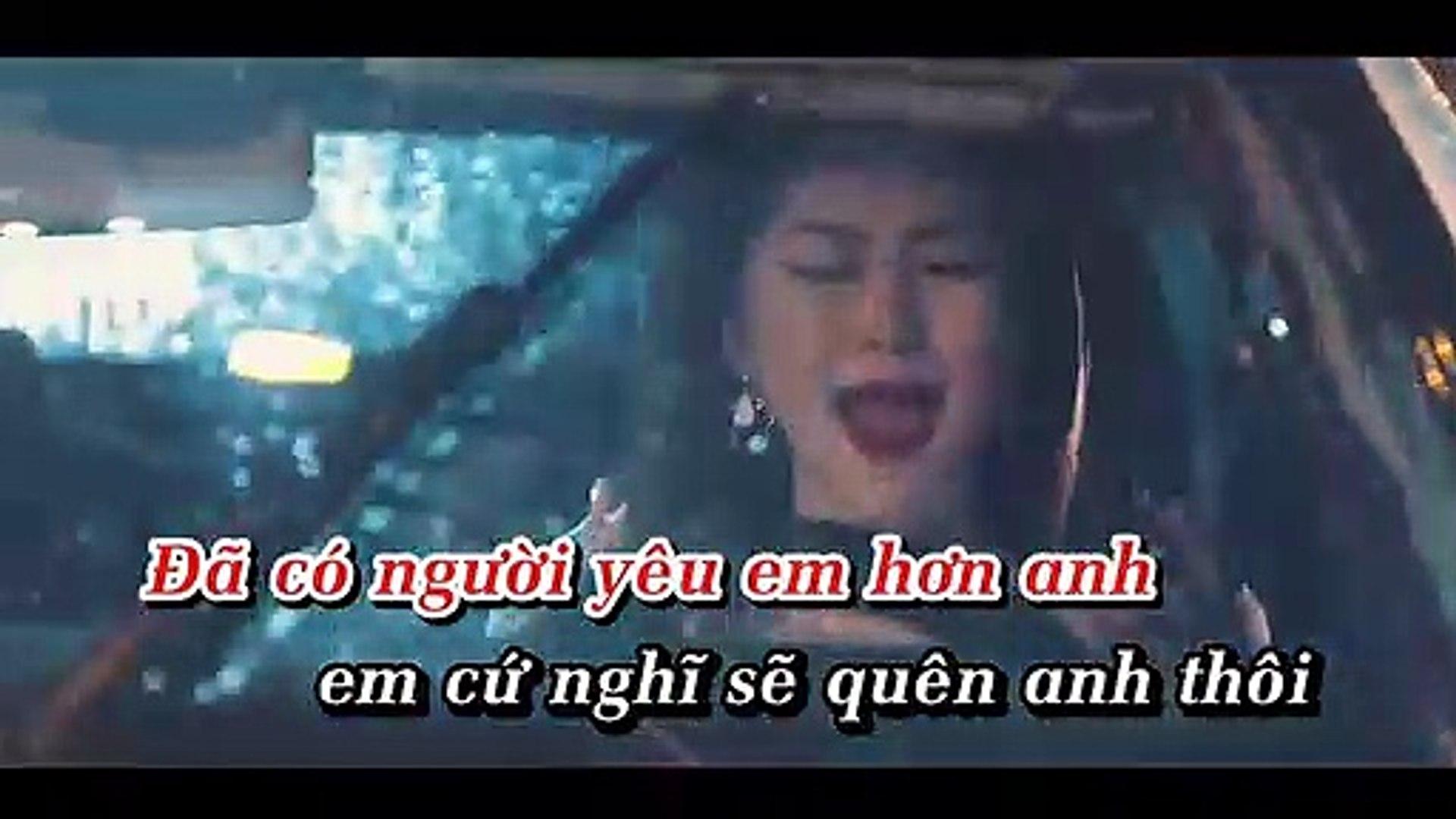 [Karaoke] Anh Thế Giới Và Em - Hương Tràm [Beat]