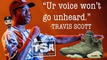 Travis Scott Responds To Upset Fans Missing Out On Air Jordan 6 Cactus Jack Olive Retro Sneakers