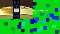 [NEW RELEASES]  Deep State: Trump, the FBI, and the Rule of Law