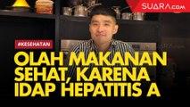 Pernah Idap Hepatitis A, Chef Martin Praja Belajar Olah Makanan Sehat
