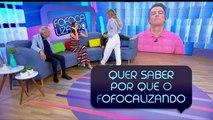 Chamada Institucional - Fofocalizando (com Chris Flores) (Todas as versões) | SBT 2019