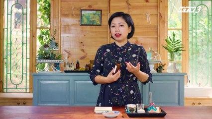 Trong Vườn Nhà Mùa 2 - Tập 4- Hướng Dẫn Làm Mặt Nạ Dưỡng Da Từ Thiên Nhiên - DreamsTV - 2018