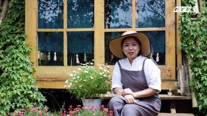 Trong Vườn Nhà Mùa 2 - Tập 3- Hướng Dẫn Làm Nến Thơm Ngày Tết - DreamsTV - 2018