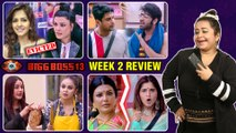 Bigg Boss 13   TROLLING Koena Mitra   Dalljiet Kaur Eviction   Week 2 FUNNY Review   Telly Amma
