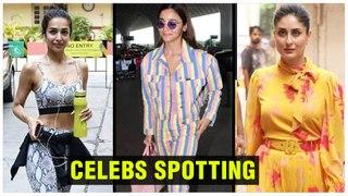 Kareena Kapoor, Malaika Arora H0T Look, Alia Bhatt At Airport   Stars Spotted