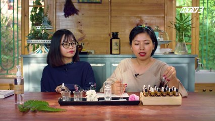 Trong Vườn Nhà Mùa 2 - Tập 10- Hướng Dẫn Làm Nước Hoa Từ Thiên Nhiên - DreamsTV - 2018