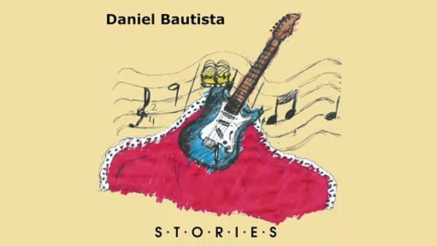 Daniel Bautista - Stories (available now)