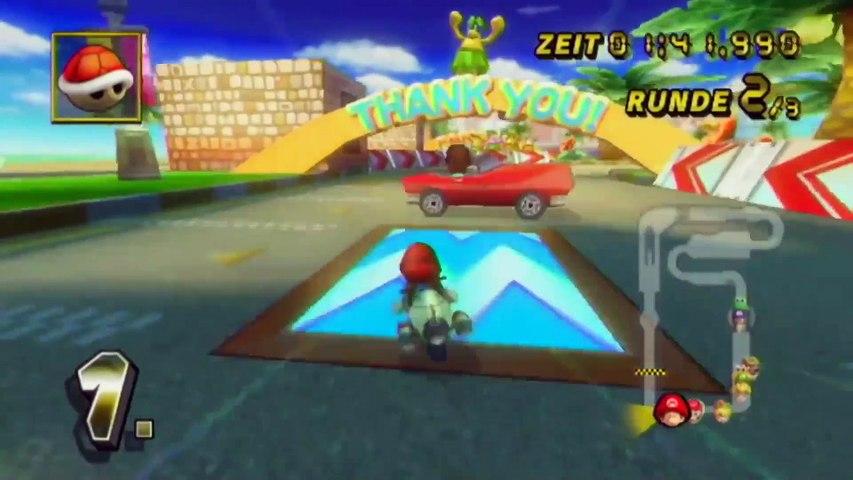 #002   Let´s Play Mario Kart Wii Cups   German   Deutsch