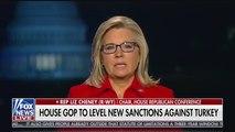 GOP Rep. Liz Cheney Tells Fox News Turkey Invaded Syria Because Of Democrats' Impeachment Inquiry