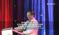 Mahfud MD: Sebut Serangan ke Wiranto Settingan, Itu Kejam dan Sadis!