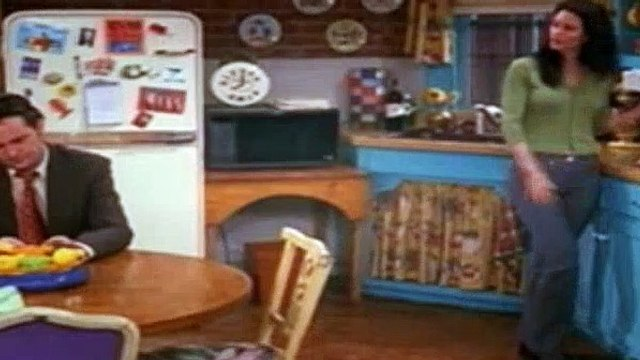 Friends S06E19 The One With Joey's Fridge
