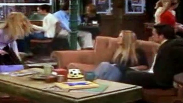 Friends Season 6 Episode 22 The One Where Paul's The Man