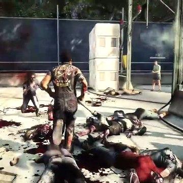 Dead Rising 3 Gameplay Walkthrough Part 27 - Commander Psychopath Boss