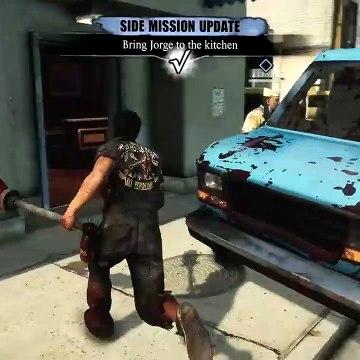 Dead Rising 3 Gameplay Walkthrough Part 28 - Dog Gone