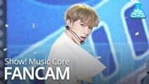 [예능연구소 직캠] CIX - Movie Star (hyunsuk), 씨아이엑스 - Movie Star (현석) @Show! Music Core 20190810