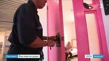 Le 19/20 de France 3 a pu filmer la première crèche installée ... en prison à la maison d'arrêt pour femme de Fleury-Mérogis ! - VIDEO