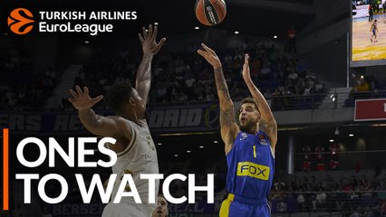 Ones to Watch: Scottie Wilbekin, Maccabi