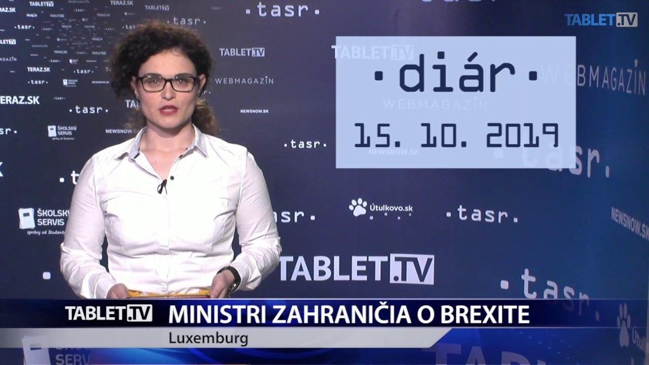 DIÁR: Šéfovia diplomacie EÚ rokujú o brexite aj rozširovaní únie