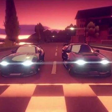Inertial Drift - Official Announcement Trailer   PS4