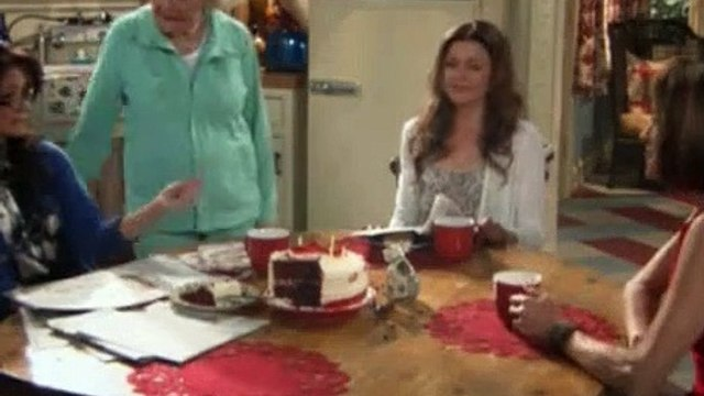 Hot In Cleveland Season 2 Episode 13 Unseparated at Birthdates