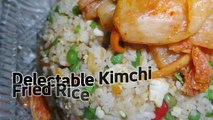 Delectable Kim-chi Fried Rice Recipe | Khmer Food | LG V40 Life
