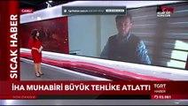 İhlas Haber Ajansı (İHA) Muhabiri Büyük Tehlike Atlattı