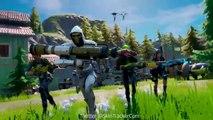 Fortnite : le Chapitre 2 et son Passe de Combat fuitent en vidéo