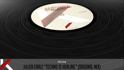 Julien Earle - Techno Is Healing (Original Mix) - Official Preview (Autektone Dark)