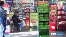 Grippe : les pharmaciens habilités désormais à vacciner