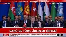 Cumhurbaşkanı Erdoğan: 1000 km'lik alanı teröristlerden kurtardık
