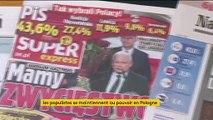Pologne : les conservateurs populistes réélus