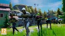 Fortnite Chapter 2 - Bande annonce du Battle Pass Chapitre 2