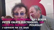 Alain Souchon : après Fabrice Luchini, son coup de gueule contre Paris
