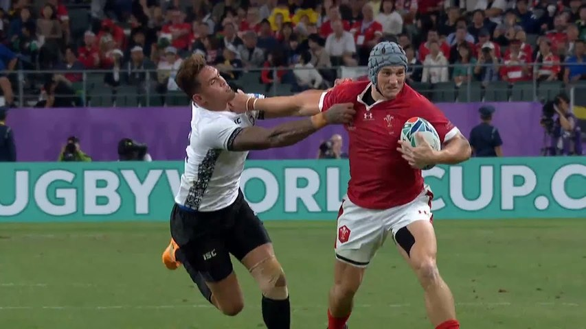 Top 5: Stunning tries in Rugby World Cup 2019 pool stages