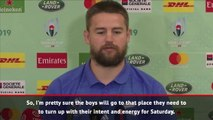 All Blacks hoping to bring A-game for Ireland quarter-final