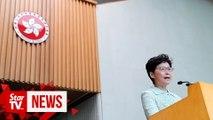 Hong Kong leader slams US senator for 'police state' remark