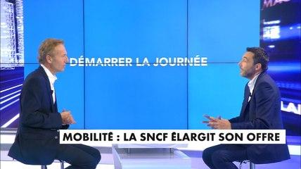 La Minute Mobilité #40 : e-voyageurs SNCF
