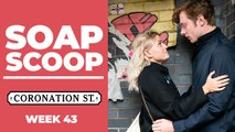 Coronation Street Soap Scoop! Daniel betrays Sinead