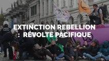 Extinction Rebellion : révolte pacifique
