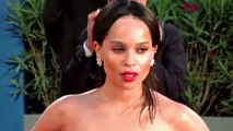 Celebrity Closeup: Zoe Kravitz