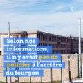La porte du fourgon pénitentiaire est ouverte : 4 détenus des Baumettes s'évadent